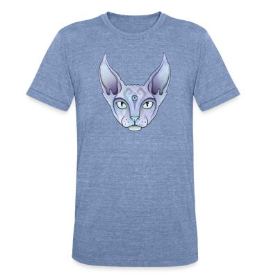 Local T-shirt Cat Face