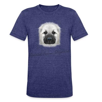 Local T-shirt Central Asian Shepherd Dog