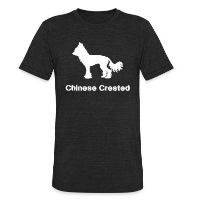 Local T-shirt chinese crested