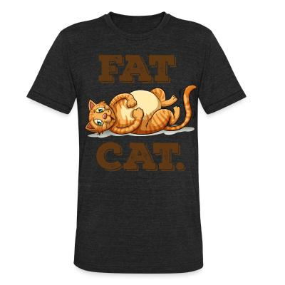 Local T-shirt Fat Cat