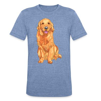 Local T-shirt Golden Retriever