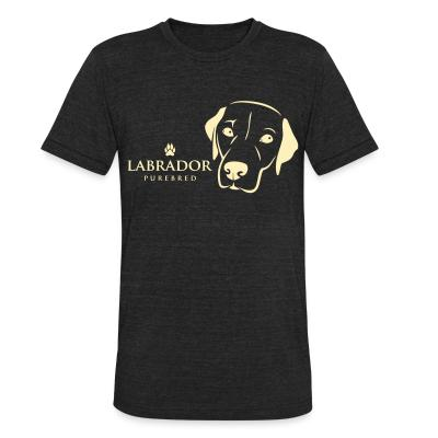 Local T-shirt Labrador purebread