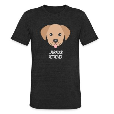 Local T-shirt Labrador Retriever