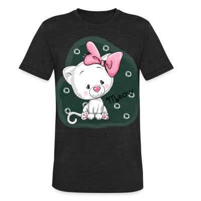 Local T-shirt  Meow
