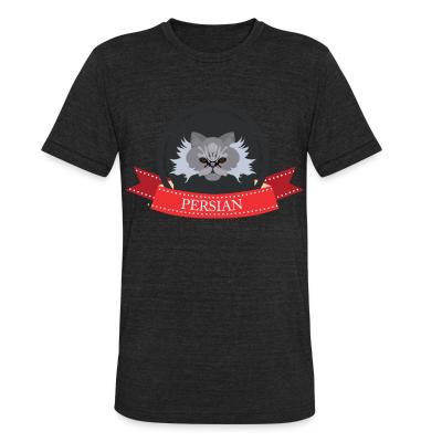Local T-shirt Persian Cat