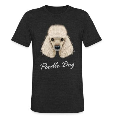 Local T-shirt Poodle dog
