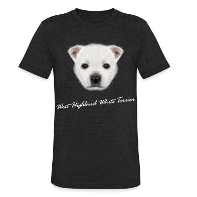 Local T-shirt West Highland White Terrier