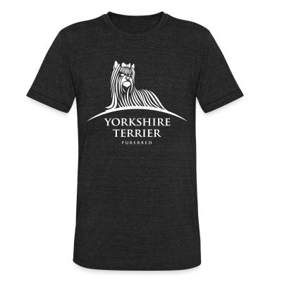 Local T-shirt Yorkshire Terrier purebred