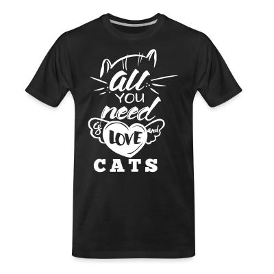 All you need love cats