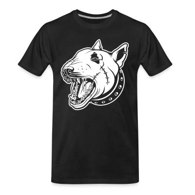 Organic T-shirt Bull Terrier Dog