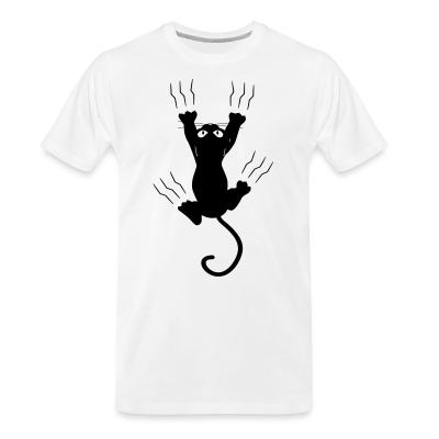 Organic T-shirt Cats Cat