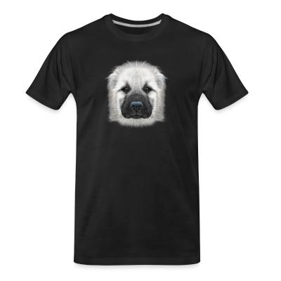 Organic T-shirt Central Asian Shepherd Dog