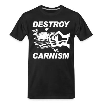Destroy carnism