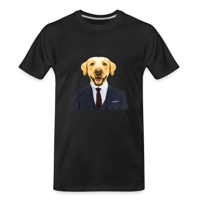 Organic T-shirt Labrador Retriever