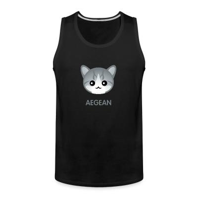 Tank top Aegean Cat