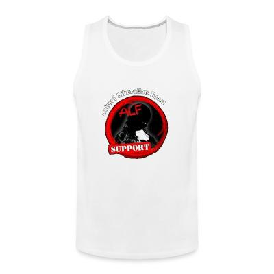 Tank top ALF Animal Liberation Front support