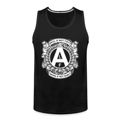Animal Rights Activism Tank top