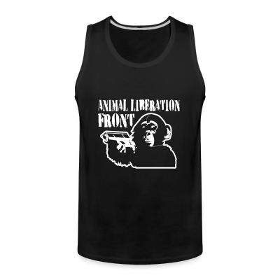Tank top Animal liberation front