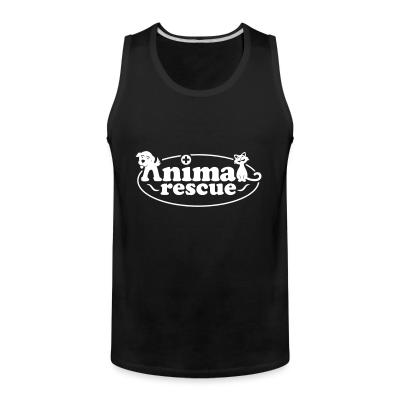 Tank top Animal rescue