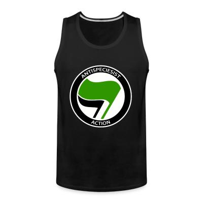 Tank top Antispeciesist action