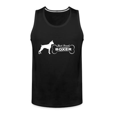 Tank top best breed boxer