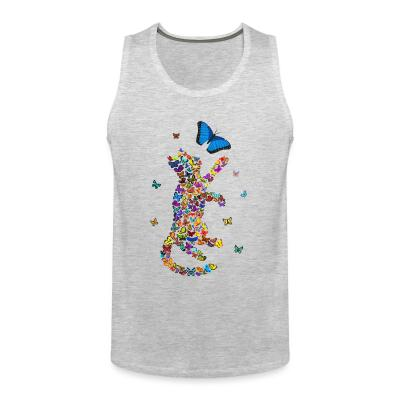 Tank top cat Cats