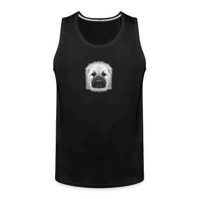 Tank top Central Asian Shepherd Dog