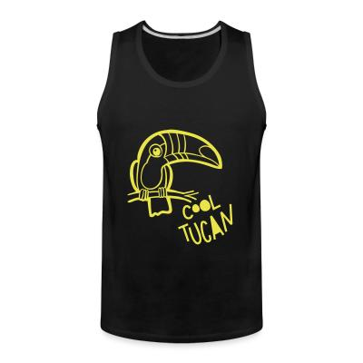 Tank top Cool tucan
