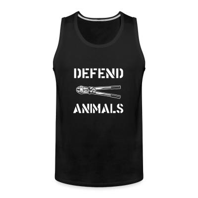 Defend animals