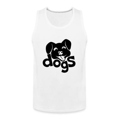 Tank top Dogs