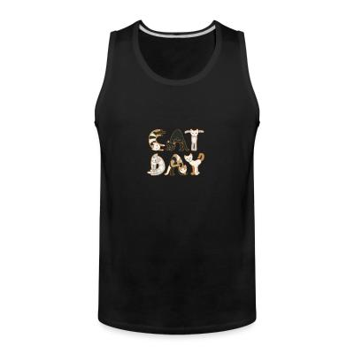 Tank top Eat day