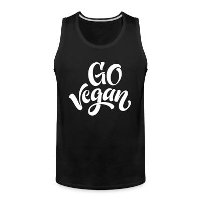 Tank top go Vegan