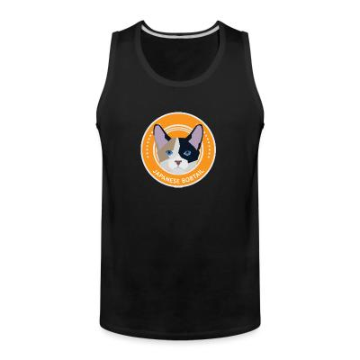 Tank top Japanese Bobtail Cat
