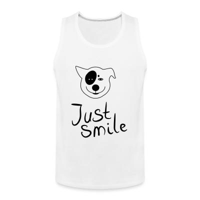 Tank top Just smile
