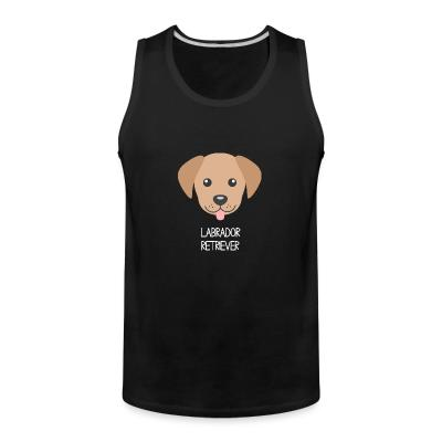 Tank top Labrador Retriever