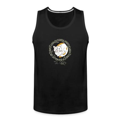 Tank top Le chat
