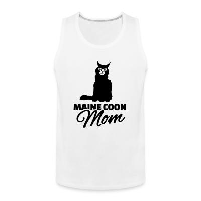 Tank top Main coon mom