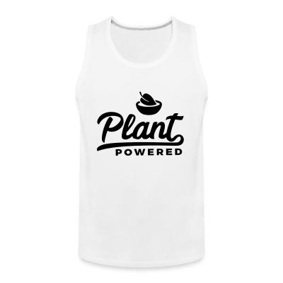 Tank top Plant Powered