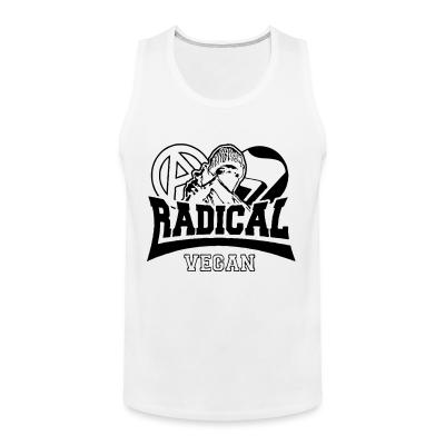 Tank top Radical vegan