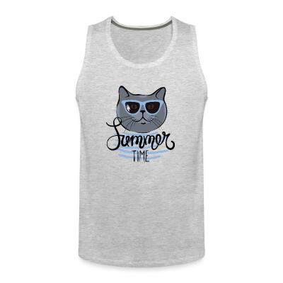 Tank top Summer time