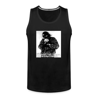 Tank top Support the animal liberation front