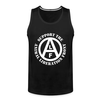 Tank top Support the Animal Liberation Front (ALF)