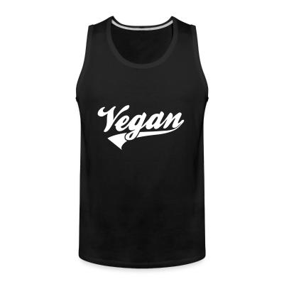 Tank top Vegan