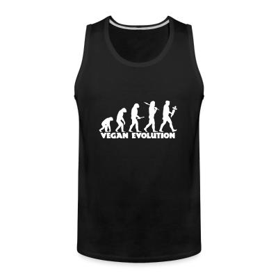 Tank top Vegan evolution