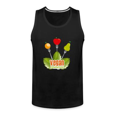 Tank top Vegan Healty food