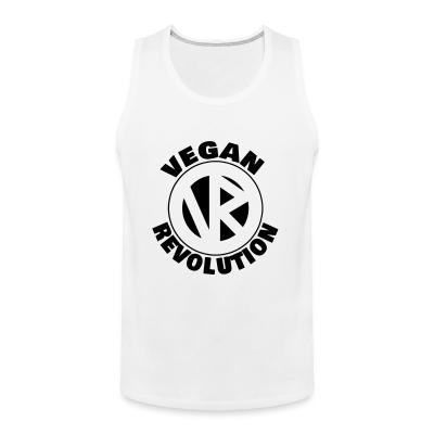 Tank top Vegan Revolution