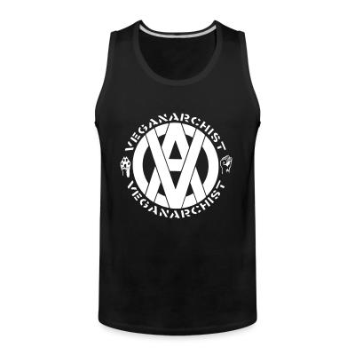 Tank top Veganarchist