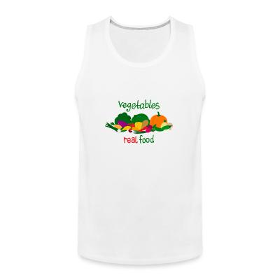 Tank top vegetable real food
