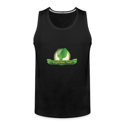 Tank top Vegetarian food