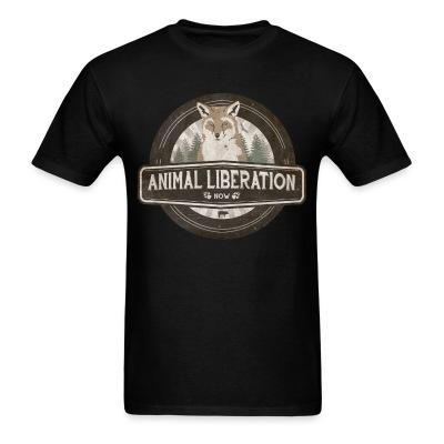 Animal liberation now